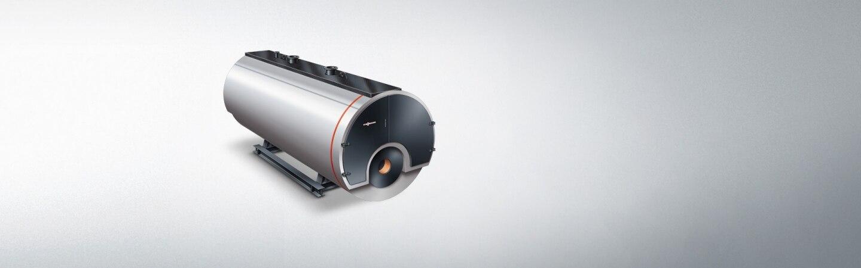 Niederdruck-Heißwasserkessel Vitomax 200-LW Typ M64A | Viessmann