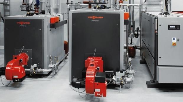 Vitoplex 200 - Niedertemperatur-Gas-Heizkessel | Viessmann